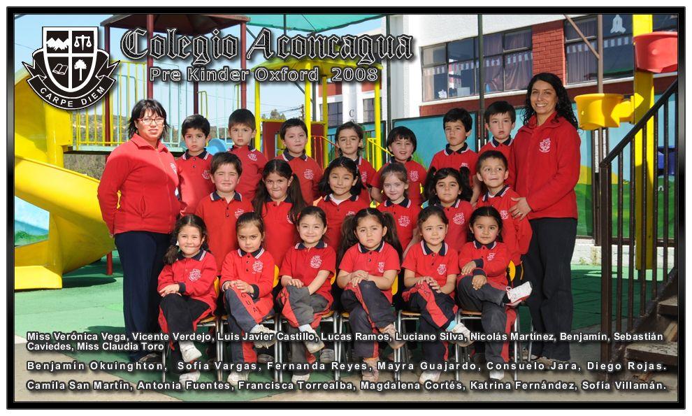 Pre Kinder Oxford 2008 « Colegio Aconcagua | 990 x 595 jpeg 155kB