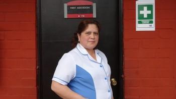 Carmen Gloria Morales ya ha atendido a 1675 alumnos aconcagüinos.