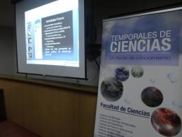 """Los """"Temporales de Ciencia"""" de la UV dictaron cátedra de matemáticas."""