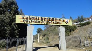El Campo Deportivo Colegio Aconcagua, una vez más, será sede de competencia.