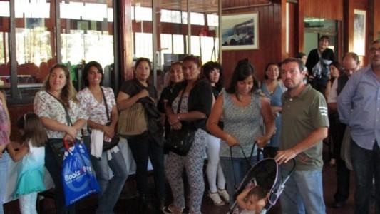 Esta fue la primera reunión de apoderados de nuestro Colegio Aconcagua.