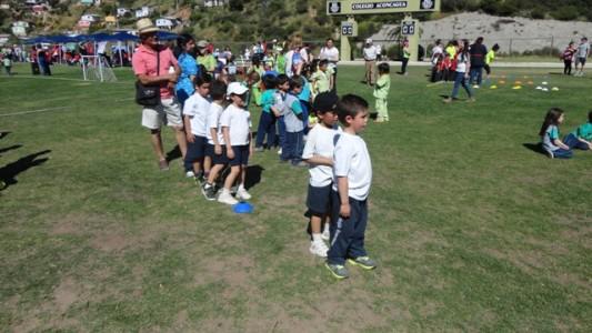 Los pequeños aconcagüinos serán los anfitriones de las olimpiadas.