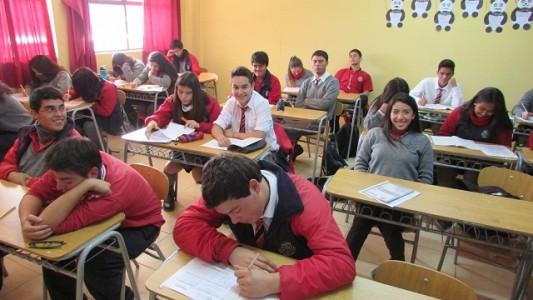 Esta serán las últimas evaluaciones de los alumnos antes de vacaciones.