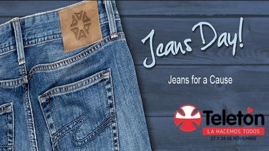 Medio millón de pesos reunió el jeans day de Colegio Aconcagua.