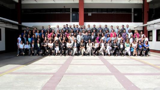 Cuerpo Docente 2016 del Colegio Aconcagua.