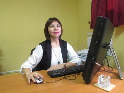Miss Vanessa Fleming (Directora de Ciclo I° medios)