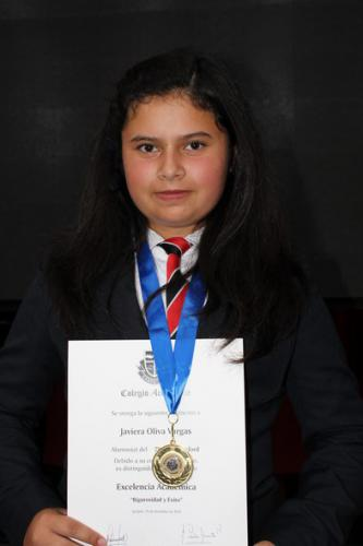 Javiera Oliva Vargas - Séptimo Básico Oxford