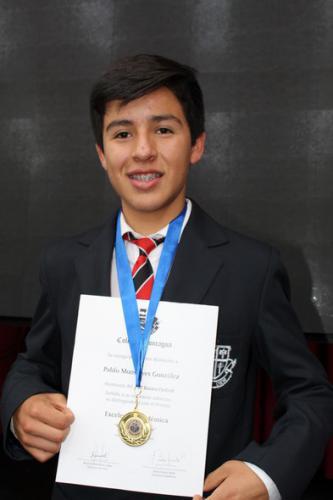 Pablo Monsalves González - Séptimo Básico Oxford