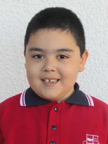 Eithan Cortés Morales - Primero Básico Manchester