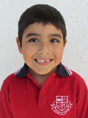 Joaquín Burgos Apablaza - Segundo Básico York