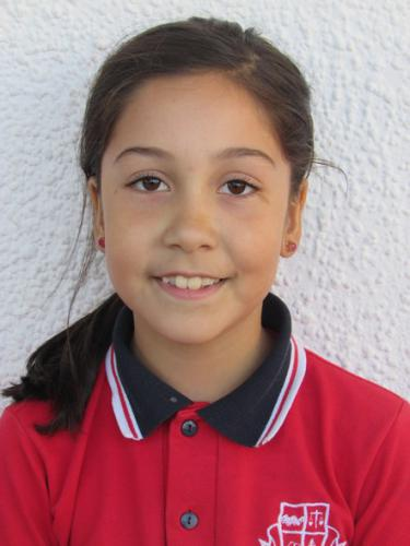 Matilde Ramos Romo - Tercero Básico Bristol
