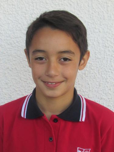 Vicente Barahona Aguirre - Quinto Básico London