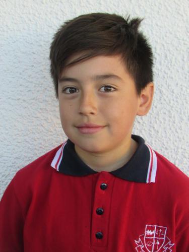 Ignacio Aracena Correa - Sexto Básico London